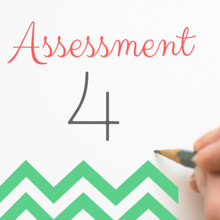 Thing 4: Assessment